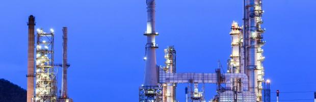 Planta química altamente eficiente