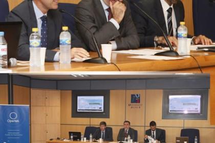 """Mas Ingenieros organiza la jornada """"Eficiencia global en industrias e infraestructuras"""""""