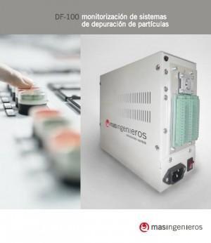Sistema DF-100 para registro continuo en sistemas depuración