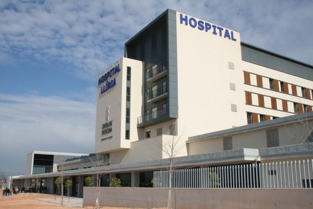 Control automático de deslastres en Hospital de Lliria