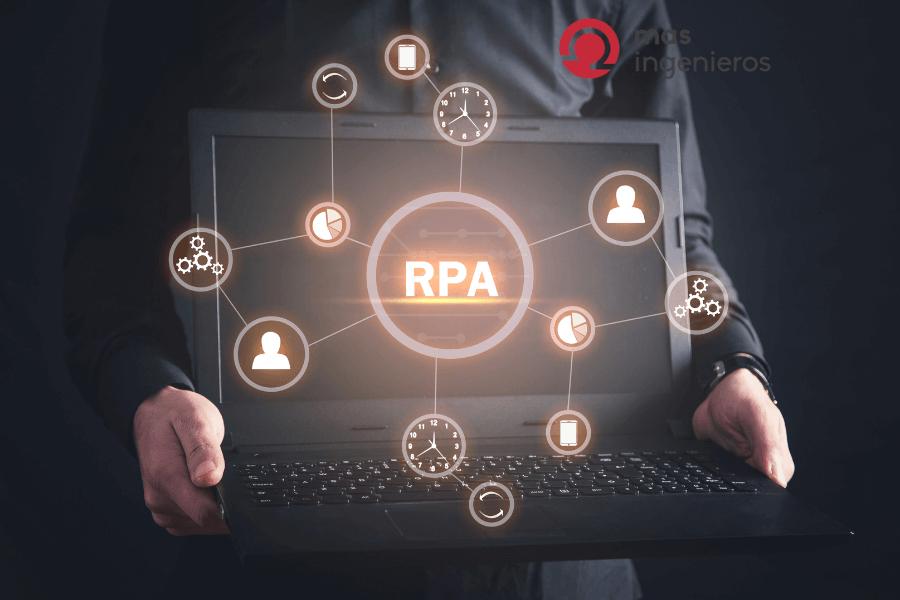 gestión energía RPA