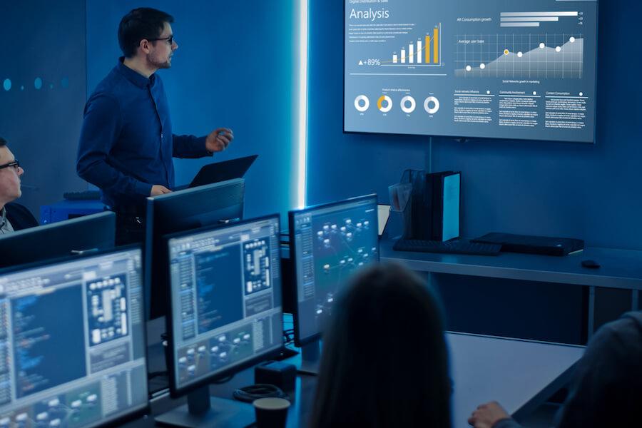 control procesos industria 4.0